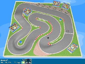 Imagem Generally - Tela de jogo