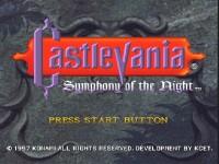 Logotipo - Castlevania