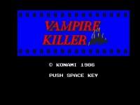 Logotipo - Vampire Killer