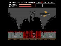 Vampire Killer - MSX