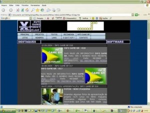 XuTi Game Development Website - 2003/2006
