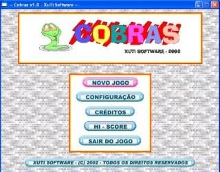 TweetCobras é o jogo desenvolvido pela XUTI SOFTWARE em 2002. Cobras é um jogo estilo Nibbles. Para quem não conhece, […]