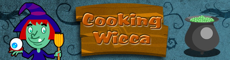 Cooking Wicca - Titulo