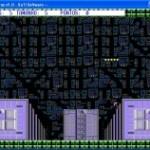 Jogo Cobras - Skin MSX (fundo Aleste)
