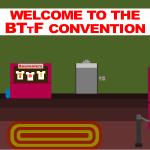 Back to the Future Conventions? Alguem sabe de uma pessoa que já foi em uma?