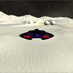 Lunar Run - Quase um jogo....