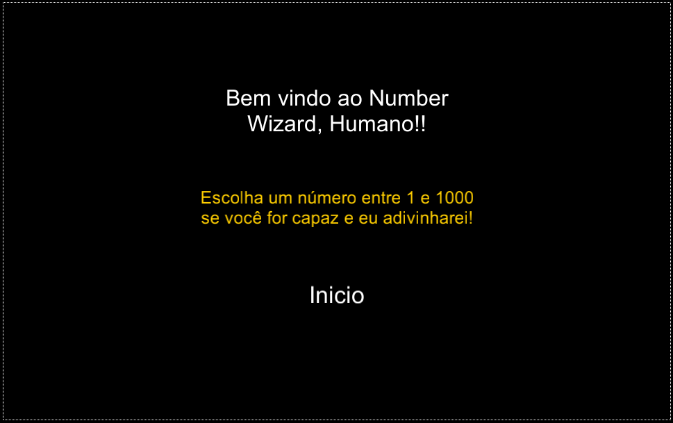 Pequeno Update – Number Wizard